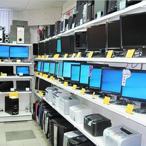 Компьютерные магазины Приозерска
