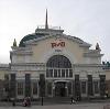 Железнодорожные вокзалы в Приозерске