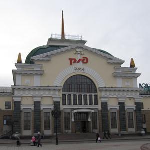 Железнодорожные вокзалы Приозерска